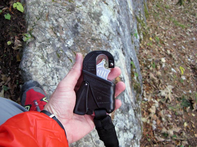 Austrialpin Klettergurt : Austrialpin ferrata bloc
