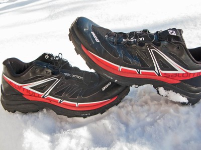 Salomon S-LAB Wings SG 12