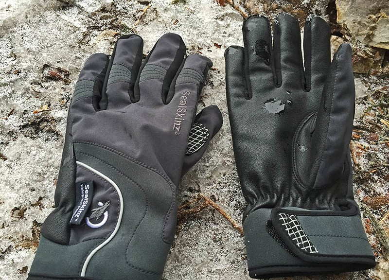 SealSkinz Nordic Glove 1
