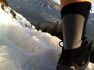 SealSkinz Thin Mid Length Sock 3