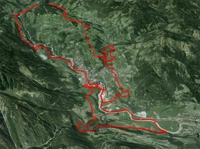 Ultra Trail Schwarzach