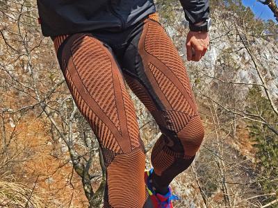 X-Bionic The Trick Running Pants 6
