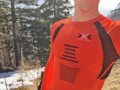 X-Bionic The Trick Running Shirt 7